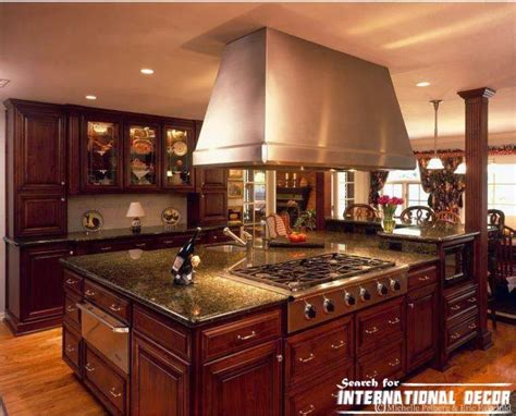 kitchen designing ideas best designs of luxury kitchens in classic style