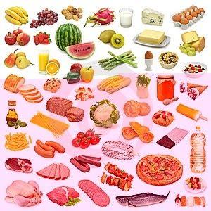 alimentos  engordar la guia de las vitaminas