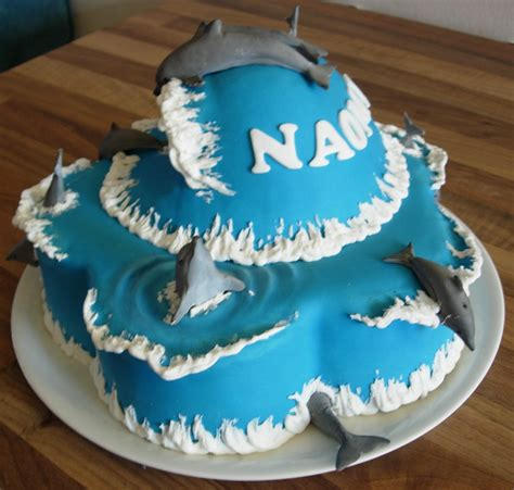 Dolphin  Ee  Birthday Ee   Cake For Our   Ee  Year Ee    Ee  Old Ee   Daughter