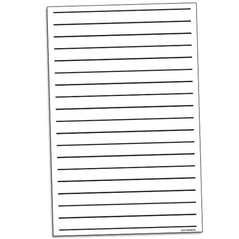 thick writing paper thick line writing paper pad of 50 paper books