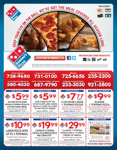 domino pizza kupon dominos pizza coupons png oshkosh coupons coupons for