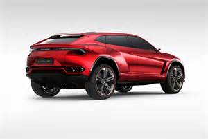 Lamborghini Uras Sports Cars 2015 Lamborghini Urus 2015 Suv