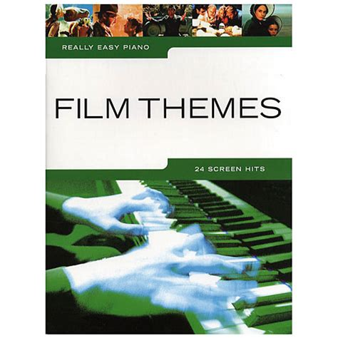 themes in film music music sales really easy piano film themes 171 music notes