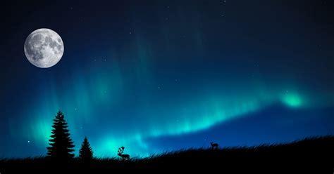 Free Ultra HD Wallpapers Of Northern Lights Aurora Borealis