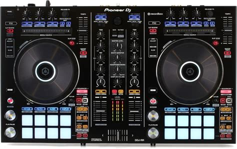 dj console pioneer pioneer dj ddj rr 2 deck rekordbox dj controller sweetwater