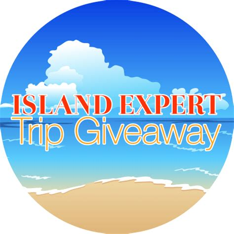 Free Trip Giveaways - island expert travel service 187 trip giveaway