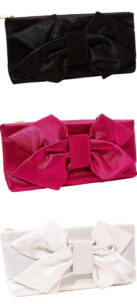 Big Bow Clutch Bags At Barratts by 466 Best Images About Betsey S Bags On