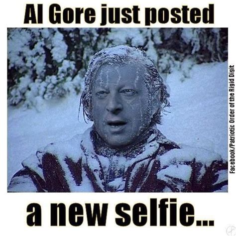 Gore Meme - al gore s new selfie humor pinterest
