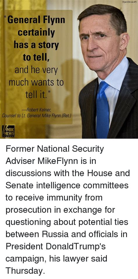 Michael Flynn Certainly Has A Story To Tell And Now He S | 25 best memes about lawyer lawyer memes