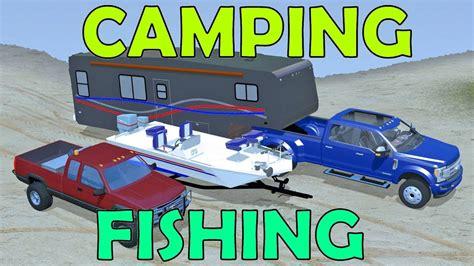 farming simulator boat videos farming simulator 17 cing fishing bass boat