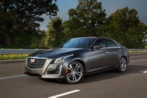 The Cadillac News 2016 Cadillac Cts Overview The News Wheel