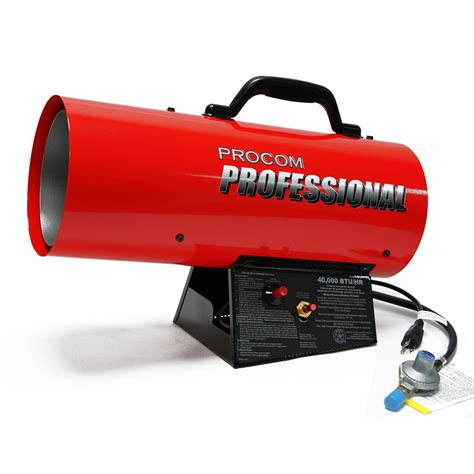 forced air gas heaters portable forced air heater propane heater model pp40fa c