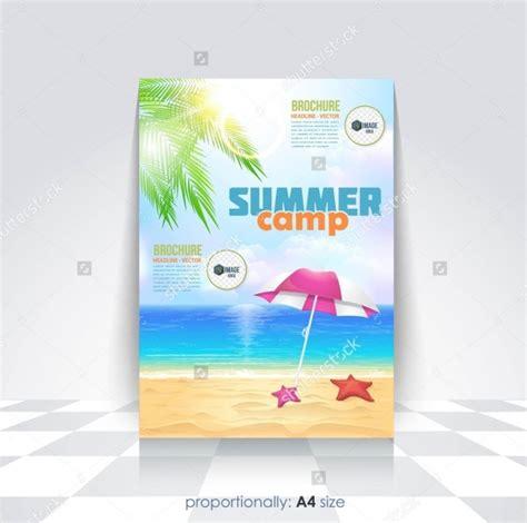 21 C Brochures Psd Vector Eps Jpg Download Freecreatives Summer C Brochure Template