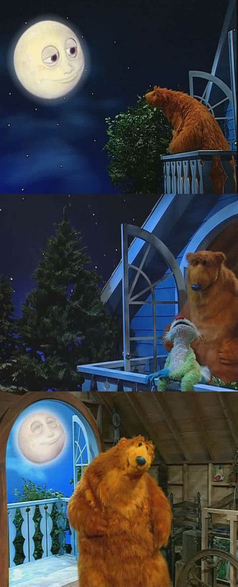 the bear inthe big blue house 70 best images about bear in the big blue house on pinterest water water watches