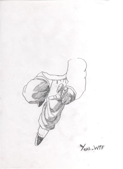imagenes a blanco y negro de goku goku dibujo blanco y negro taringa
