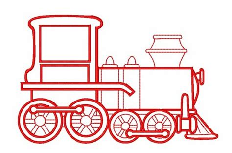 embroidery design train choo choo train outline embroidery designs machine