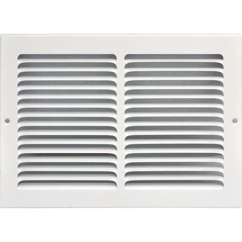speedi grille 12 in x 8 in return air grille vent cover