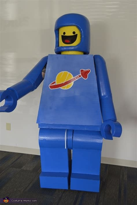 lego benny costume  minute costume ideas