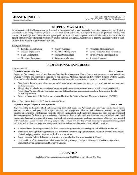 7 procurement manager resume writing a memo