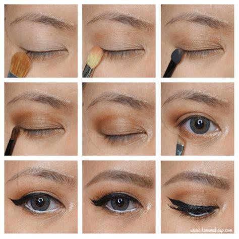 Eyeshadow Wardah Smokey l oreal makeup tutorial mugeek vidalondon