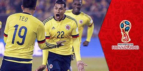 Calendario Seleccion Colombia Eliminatorias Mundial 2018 Selecci 243 N Colombia Eliminatorias A Rusia 2018 Archivo