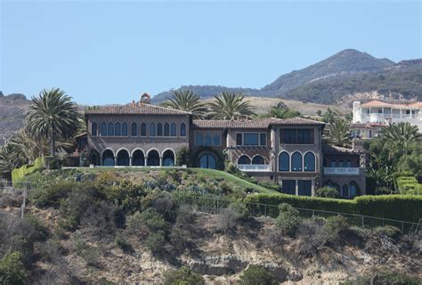 Beyonces House by Beyonce Knowles In Malibu Homes Zimbio