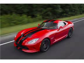 2017 dodge viper prices reviews and pictures u s news