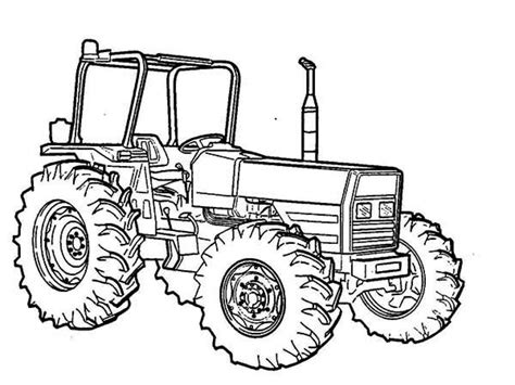 tractor coloring pages tractor trailor and coloring sheets pages grig3 org