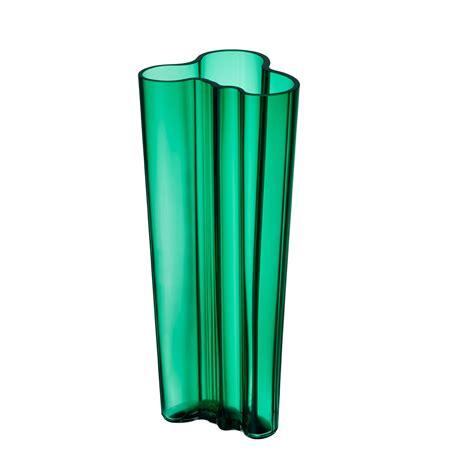 Iittala Vases by Iittala Aalto Kapea Emerald Vase 10 Quot Iittala Aalto