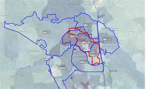 The Woodlands Zip Code Map the woodlands tx zip code map the texas rockstar group