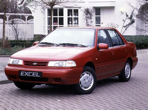 all car manuals free 1993 hyundai excel engine control hyundai excel 1 5i gls manual 1993 1994 84 hp 4 doors technical specifications