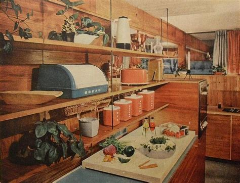 1950s kitchens 1950s kitchen vintage decor pinterest