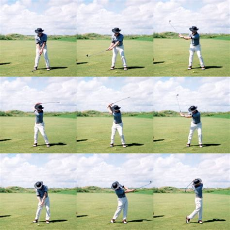 golf swing iron golf iron swing