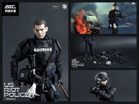 ZCWO US Riot Police - Mason (arrest team) Premier ZC157 Q3 ... Fgfdfd