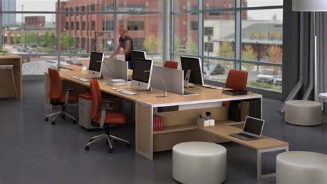 contoh desain ruang kerja minimalis nyaman  ergonomis ndik home