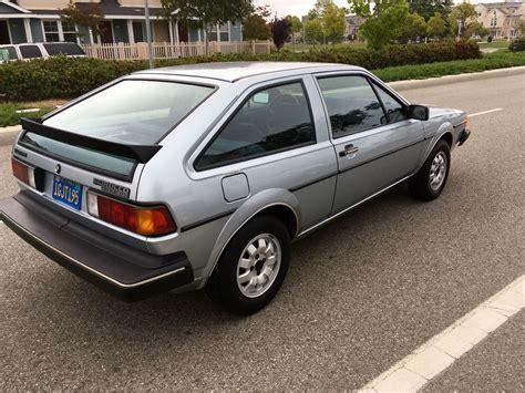 volkswagen scirocco 1982 volkswagen scirocco german cars for sale