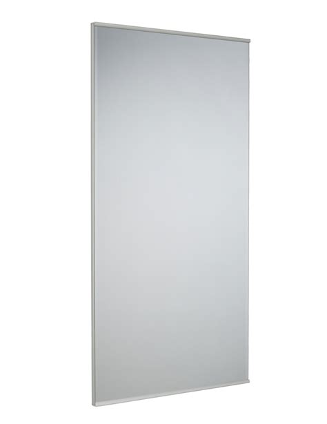 Plain Bathroom Mirrors | roper rhodes 700mm plain mirror