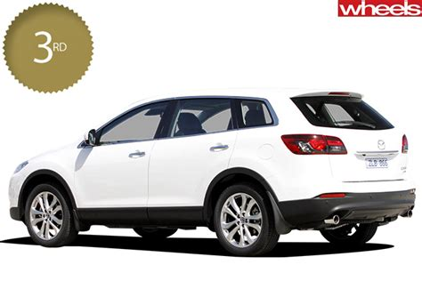 mazda cx 9 classic large suv 4wd gold value awards 2015