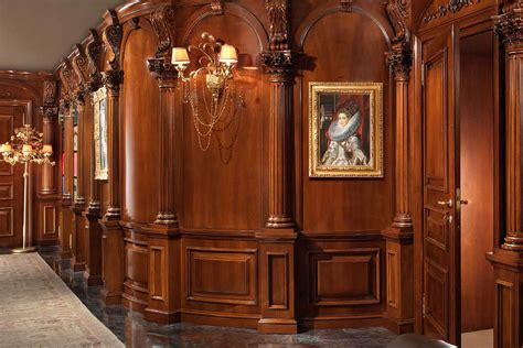 Luxury Boiserie Furniture Boiserie