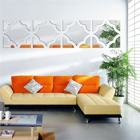 oversized wall stickers 2016 fashion acrylic3d wall stickers large wall sticker