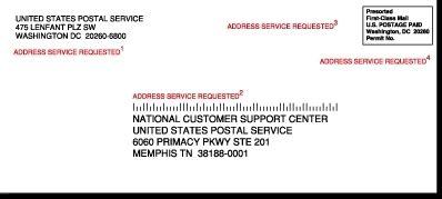 Post Office Address Lookup Bulk Mailing