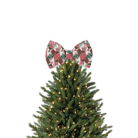 tree topper bow sia official store