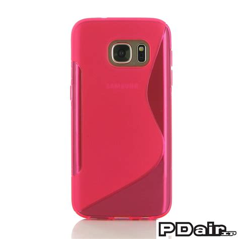 Casing Samsung Galaxy S7 Softcase Bumper Motif 02 samsung galaxy s7 soft pink s shape pattern pdair 10