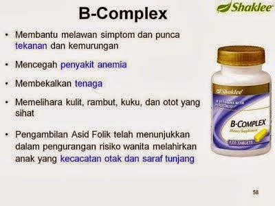 Vitamin B Complex Yang Bagus Vitamin Shaklee Bagus Untuk Kesihatan Mselim3 My