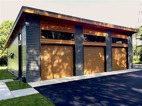 Garage Shed Designs 25 best ideas about 3 car garage on pinterest car