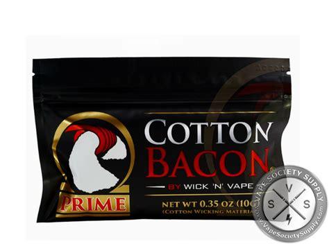 Titanium Fiber Cotton Wick Kapas Vape Vapor cotton bacon prime by wick n vape vape society supply