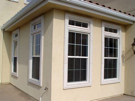 Stucco Window Trim Exterior : Cabinet Hardware Room