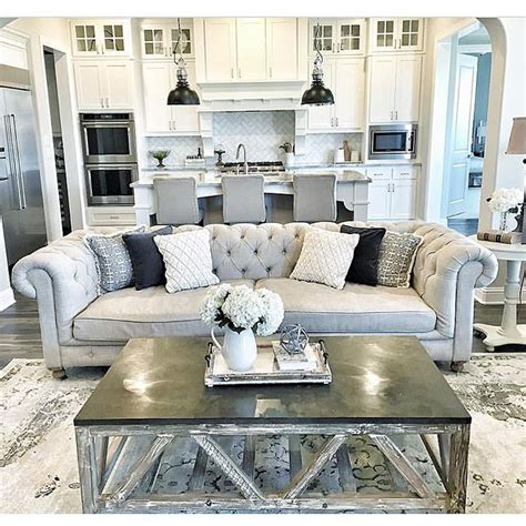 tufted sofa living room interior design home decor on instagram nothing like a