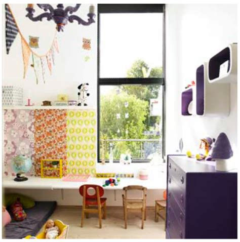 fun ways to get creative with wallpaper lille lykke kids get creative with wallpaper