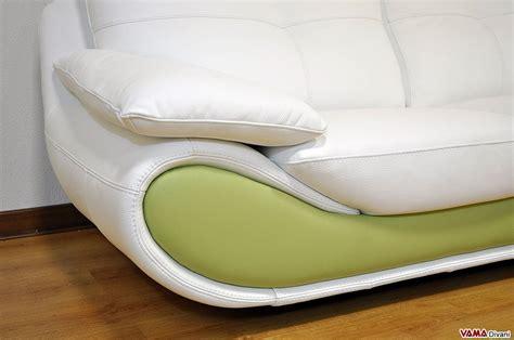 divano in divano moderno bianco in pelle prezzo e misure